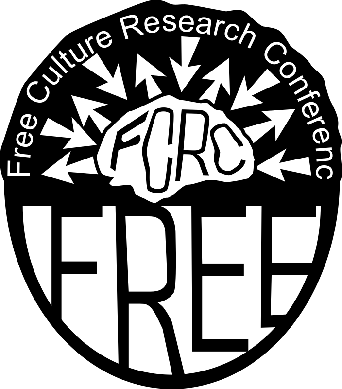 FCRC LOGO by aungkarns - Free Culture Research Conference Logo Contest!