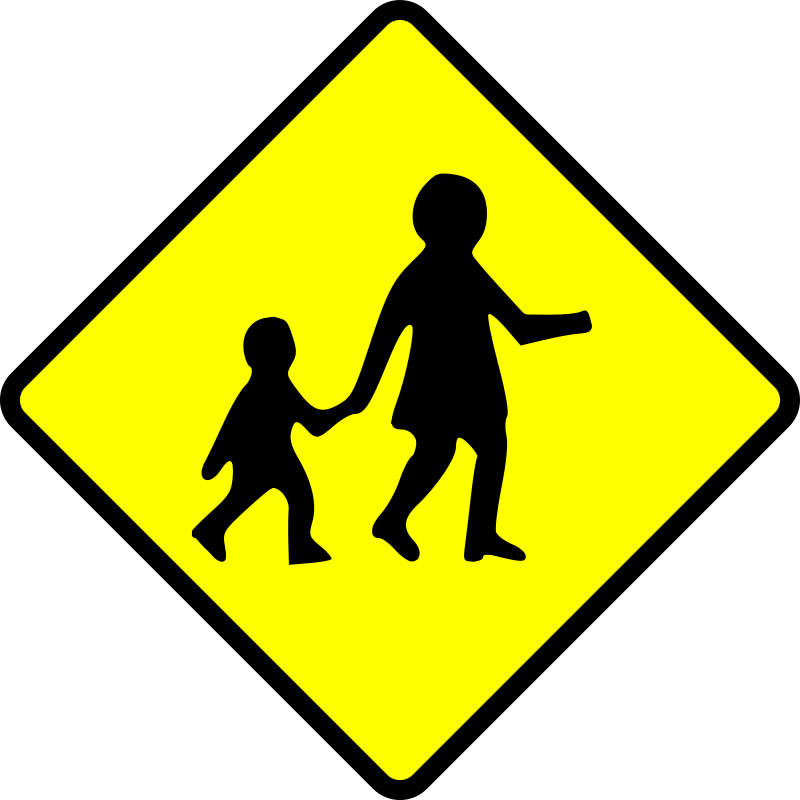 caution_children crossing by Leomarc - Caution children crossing.