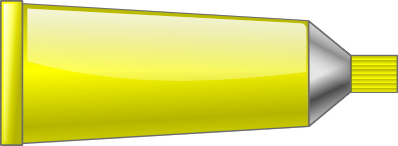 Color tube Yellow by TrnsltLife