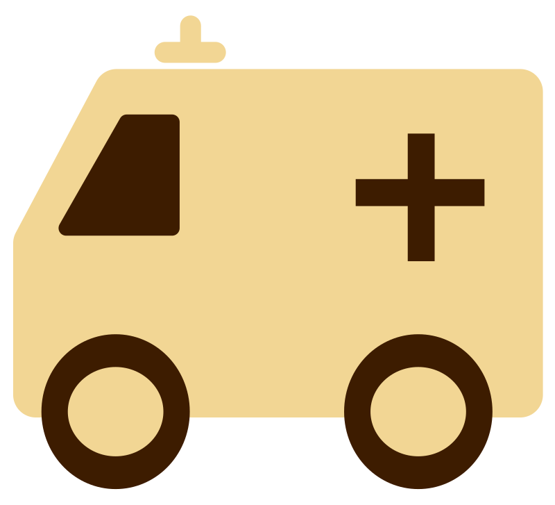 ambulance by golo