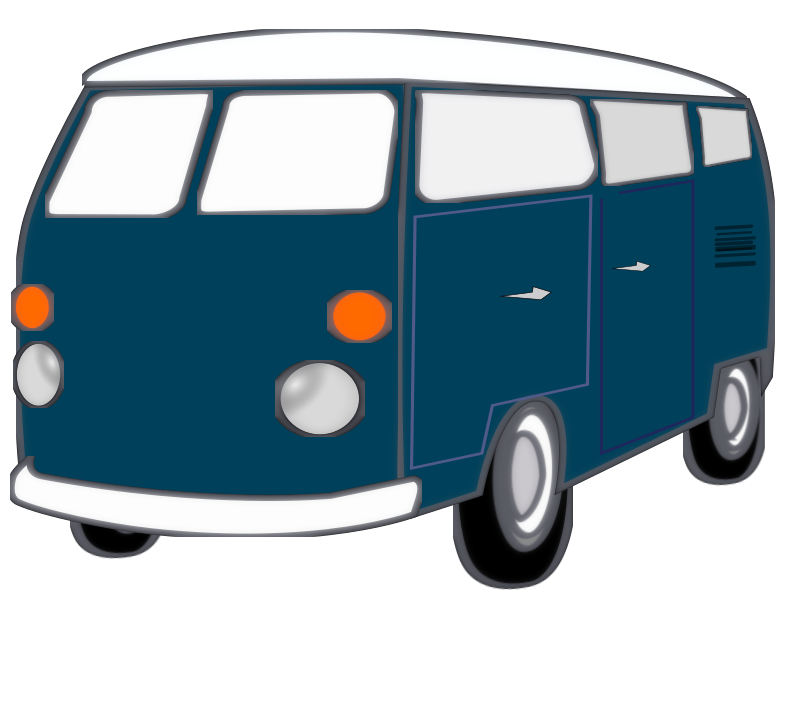clipart pictures of vans - photo #16