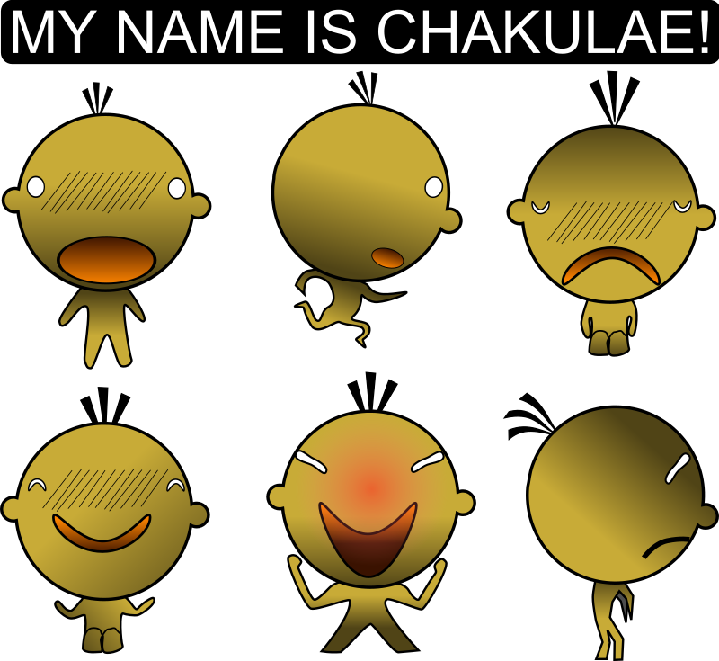 Chakulae! by aungkarns - My Name is Chakulae!,bujung,cartoon