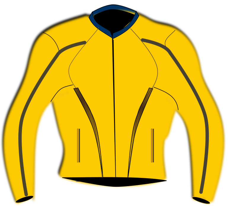 motorsports-jacket by netalloy - automotive clipart by NetAlloy