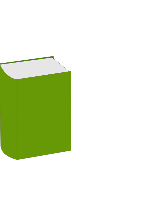 Green Book by rfc1394b - A thick green book
