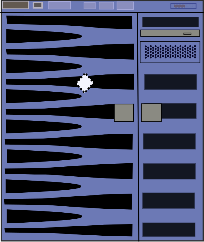 SunFire 2900 by gswanson - SunFire 2900 Server