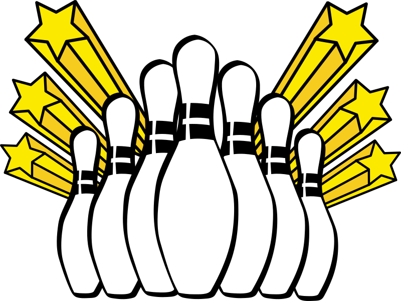 Bowling pins by shokunin