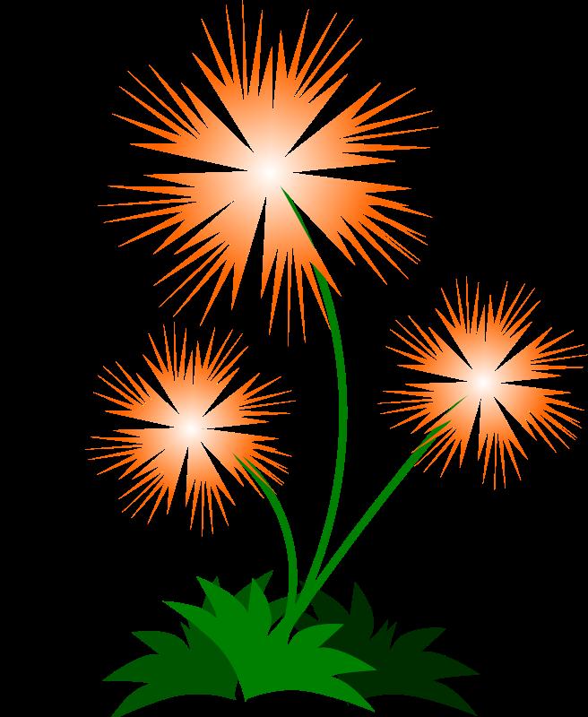 Clipart - Flower