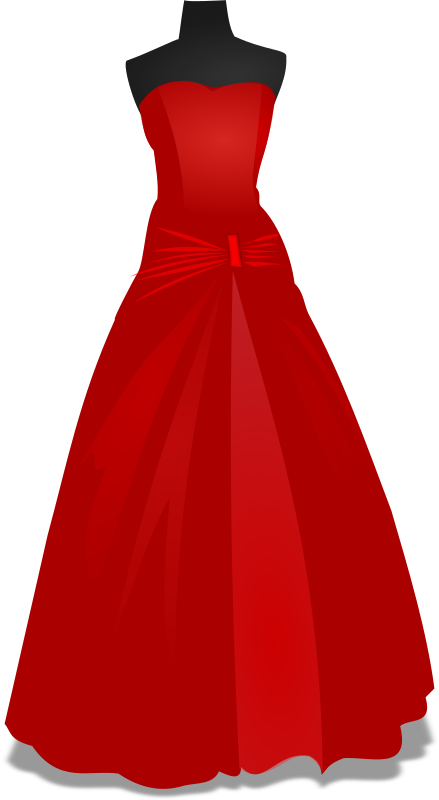 Gown by wakro