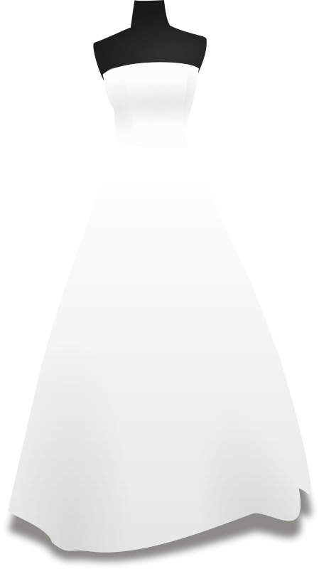 Clipart Wedding Dresses