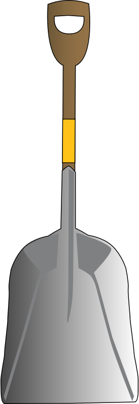 scoop shovel by johnny_automatic -