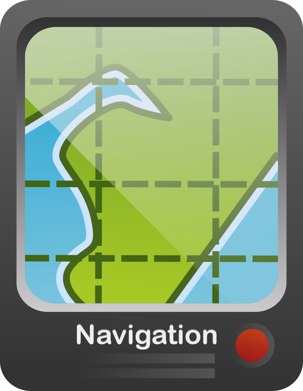 GPS Navigation by shokunin - GPS map