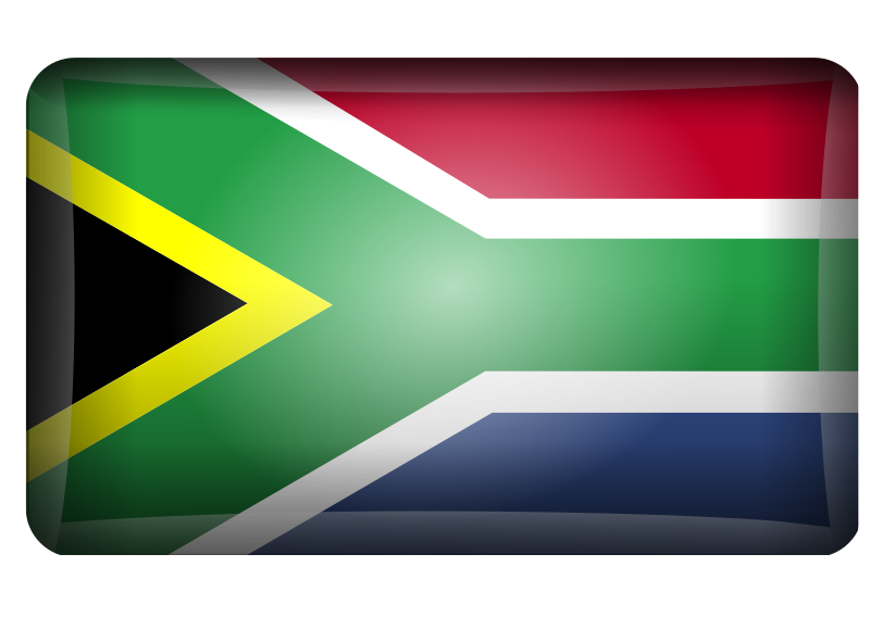 South African Flag 1 by inky2010