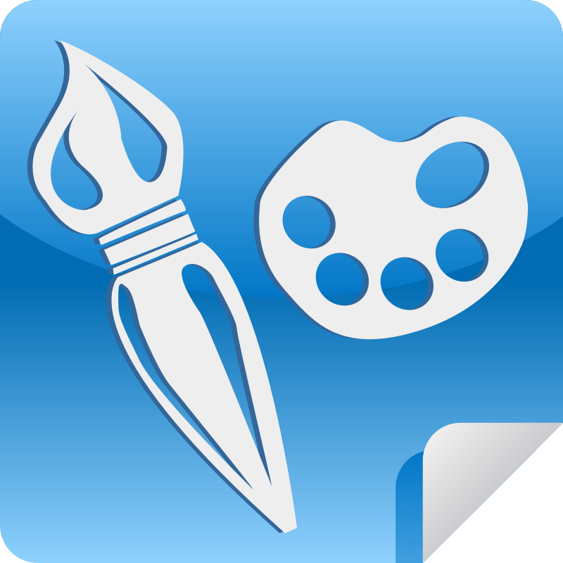 Paint application icon by shokunin