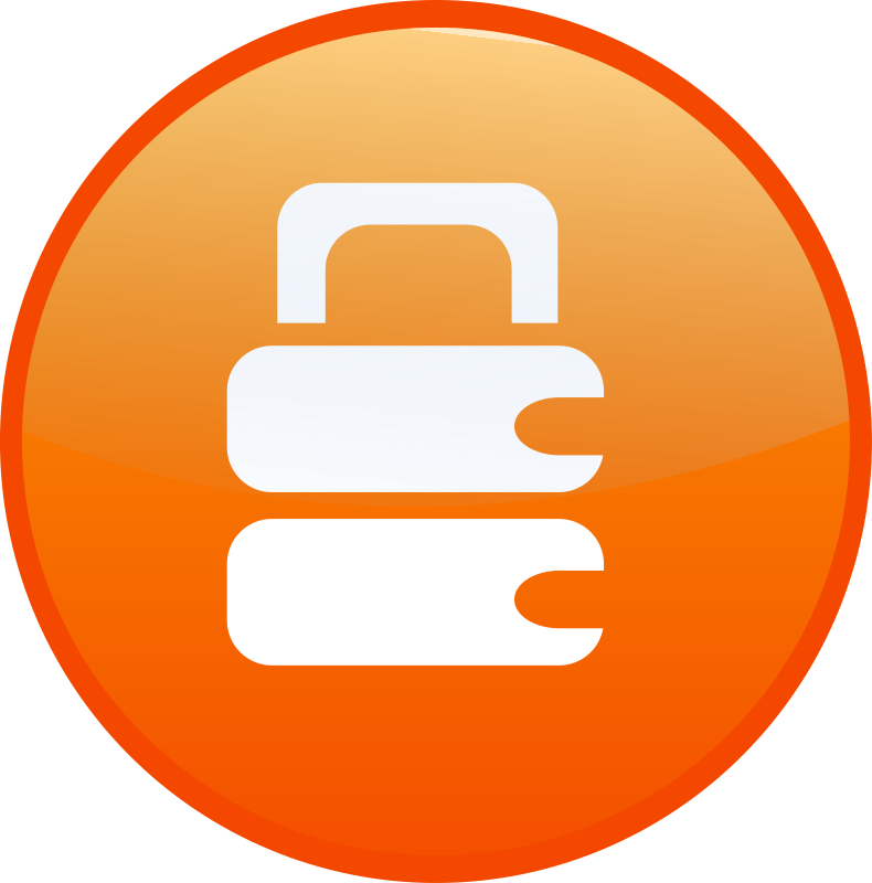 secure lock by shokunin - Set of web 2.0 icon, available as one download,look in my clip arts.