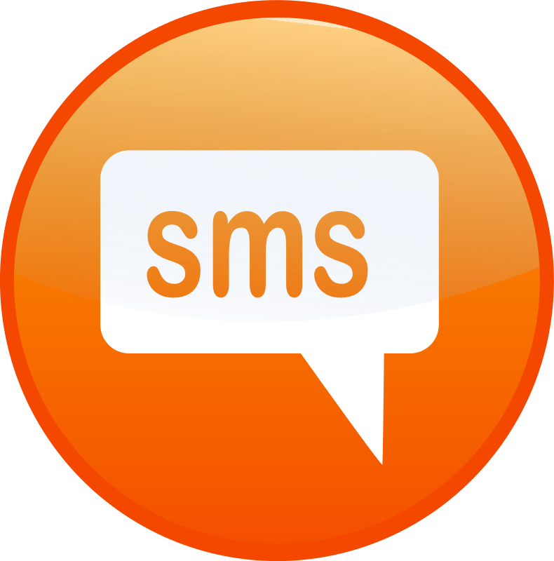 sms-text by shokunin - Set of web 2.0 icon, available as one download,look in my clip arts.