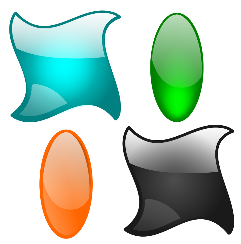 Clipart - Shapes2 - 141.5KB