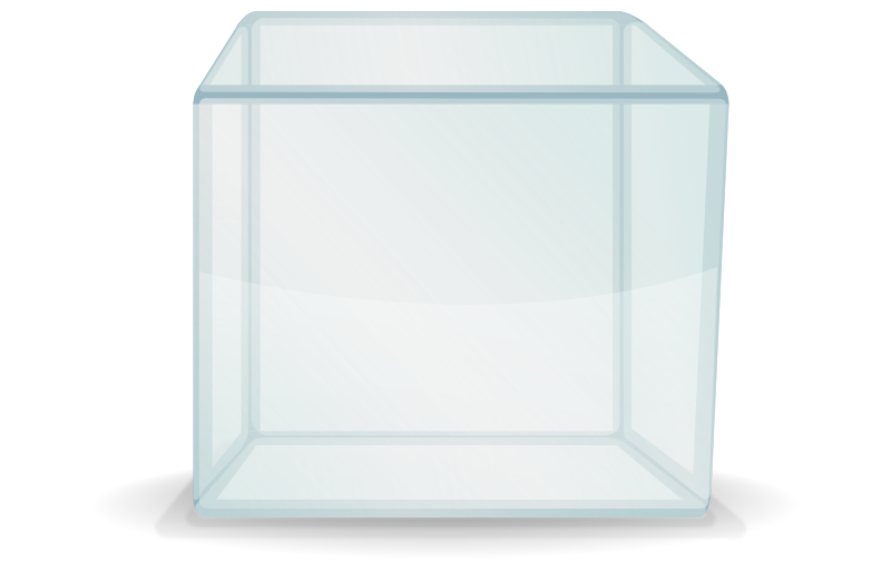 Box Transparent