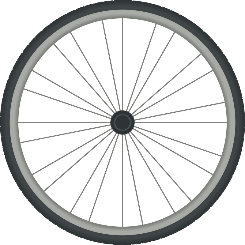 It's just an image of Lucrative Bike Wheel Drawing
