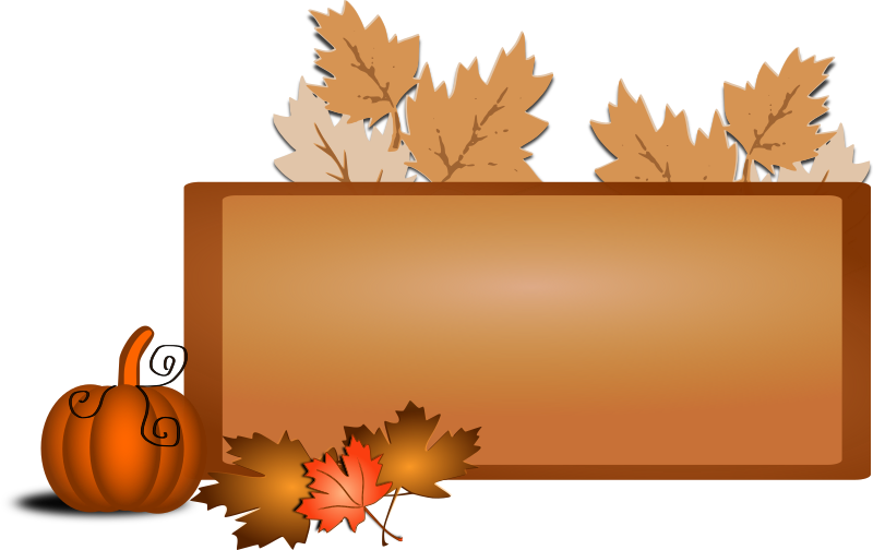 Fall clip art by inky2010 - Fall clip art