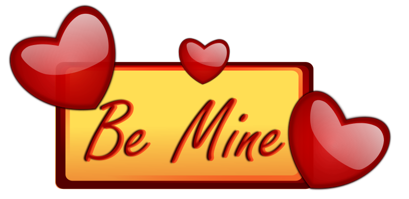 Love   Be Mine by inky2010 - Be mine clip art.