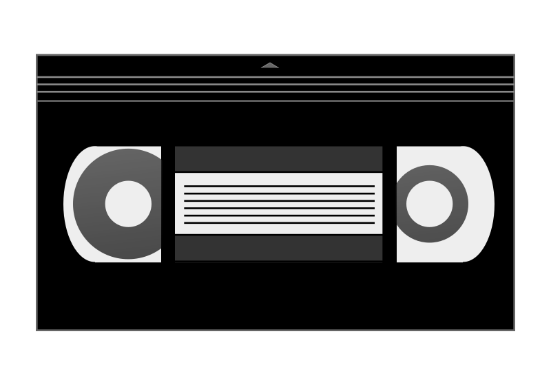 Video Tape by jhnri4 - Video tape icon
