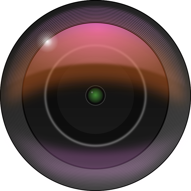 Camera Lens by leftover_bacon