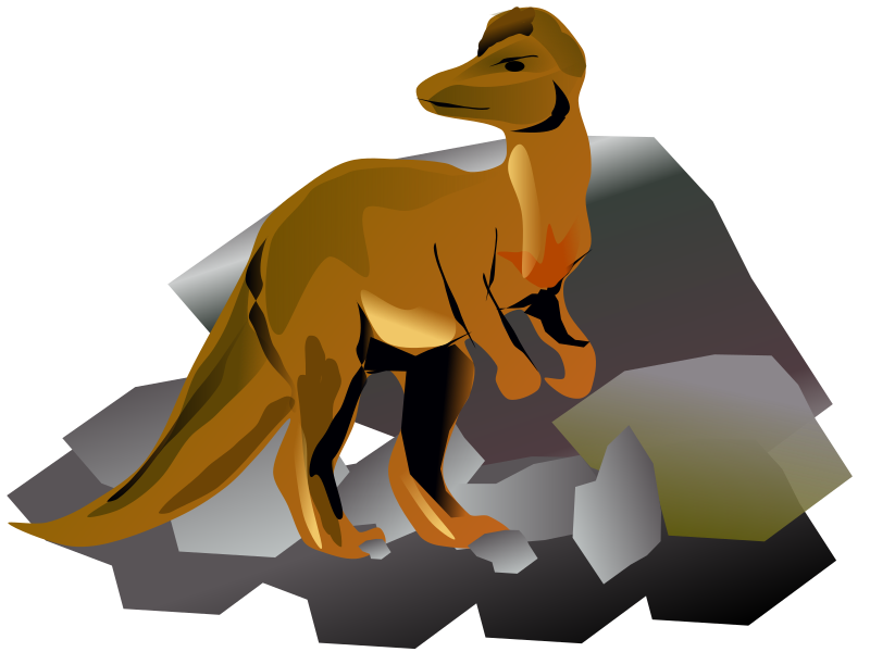 corythosaurus mois's ri 02r by Anonymous - originally uploaded by Moises Maza to OCAL 0.18