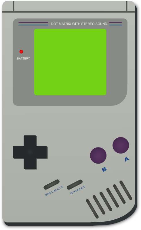 Gameboy by vorre -