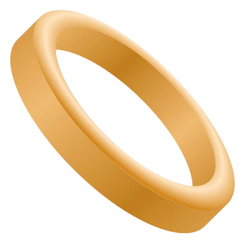 ring by bluePal - gold ring