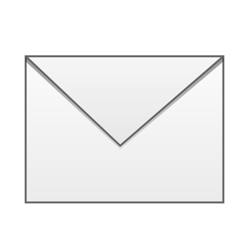 Closed Envelope by jhnri4 - Closed envelope icon.