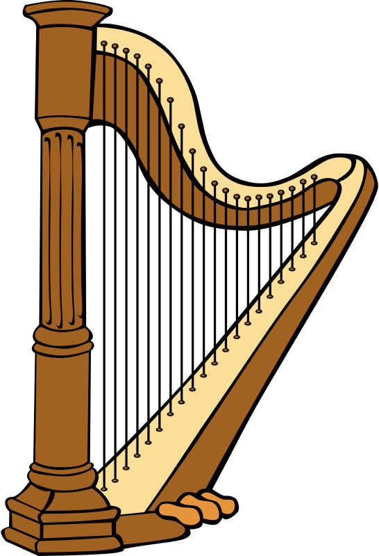 Harp by Gerald_G -