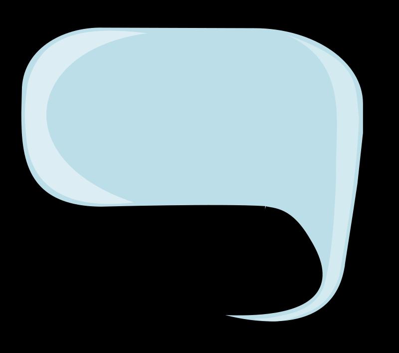 Clipart - call bubble