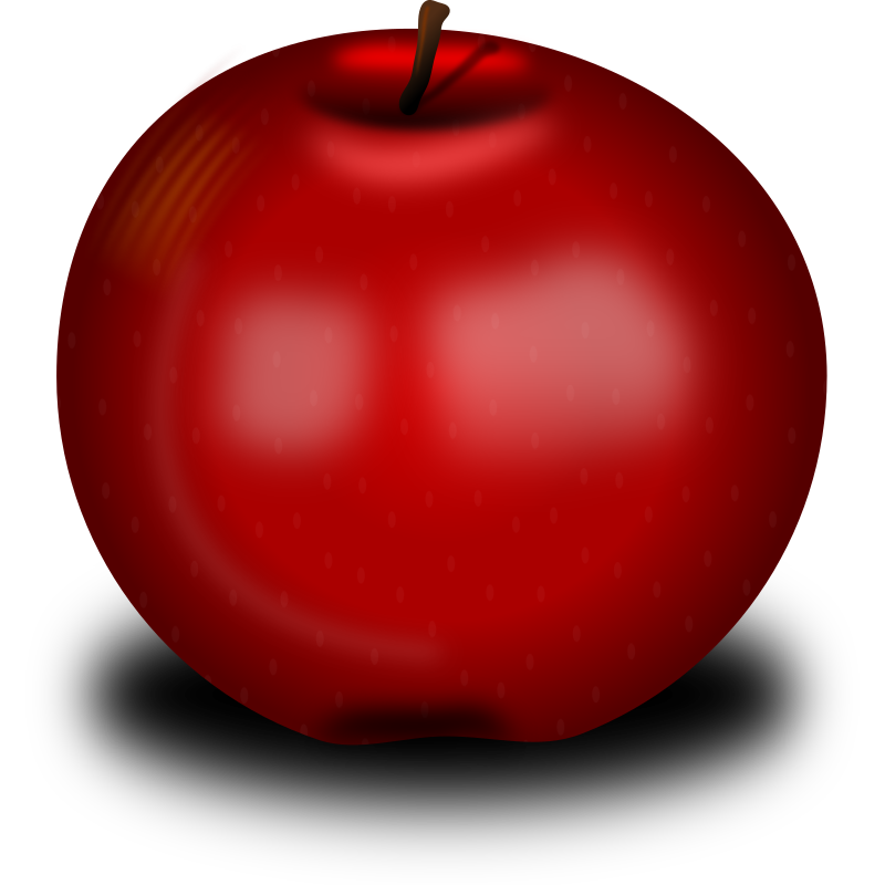 Manzana by raul - Red Apple.