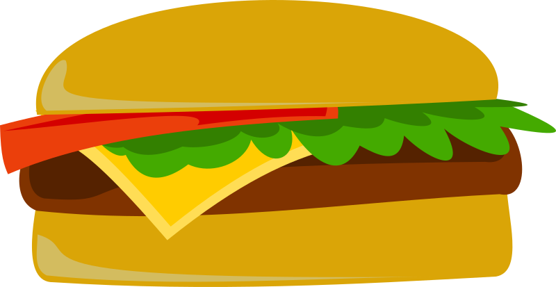 Cheese Burger by stevepetmonkey - Cheese Burger