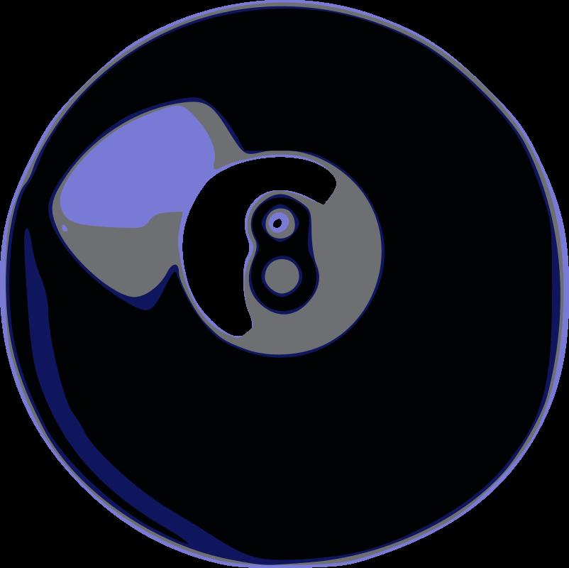 Clipart - Ball N.8