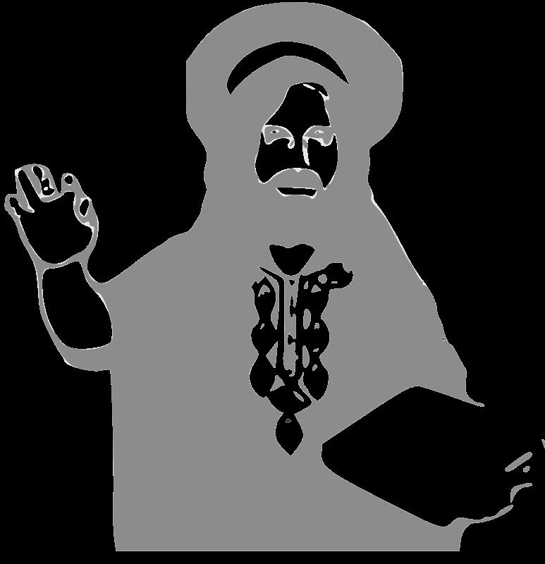 Clipart St Ignucius