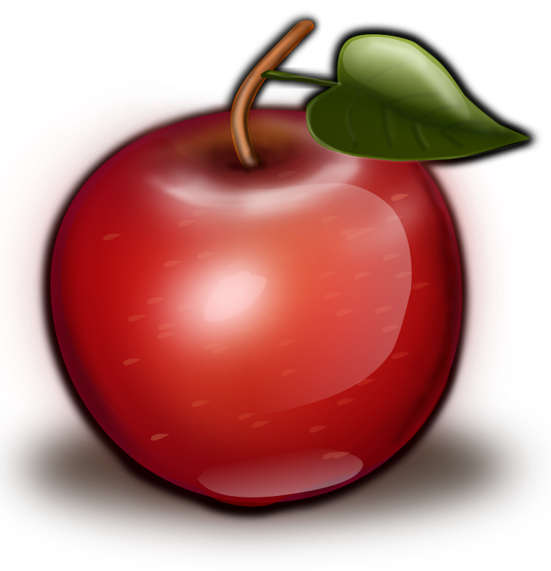 Red Apple II by inky2010 - Red Apple 2