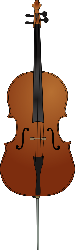 cello 1 by papapishu - Yet another string instrument.