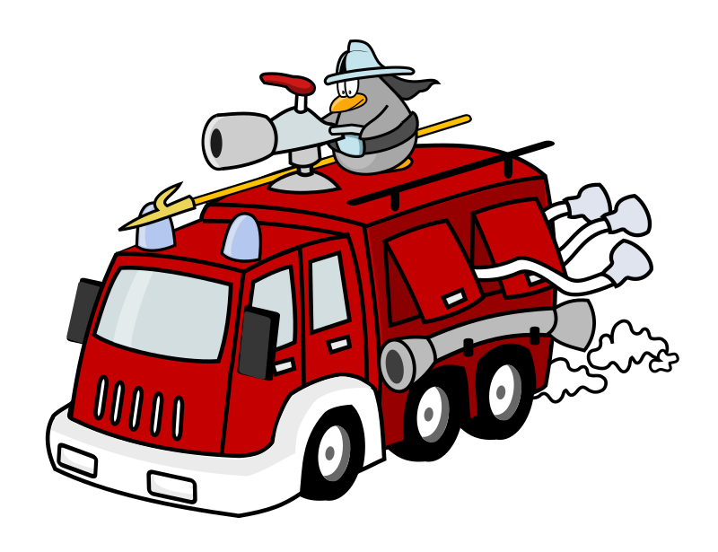 fire engine mimooh 01 by mimooh - Originally uploaded for OCAL 0.18 by mimooh