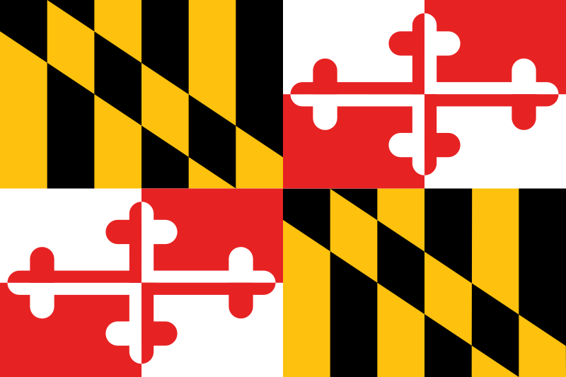 usa maryland by Anonymous - Originally uploaded for OCAL 0.18 by Michael Wheeler