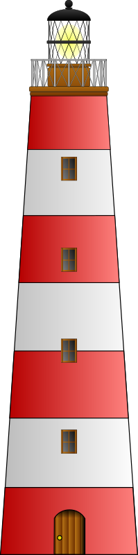 lighthouse matthew gates  by Anonymous - Originally uploaded for OCAL 0.18 by Matthew Gates