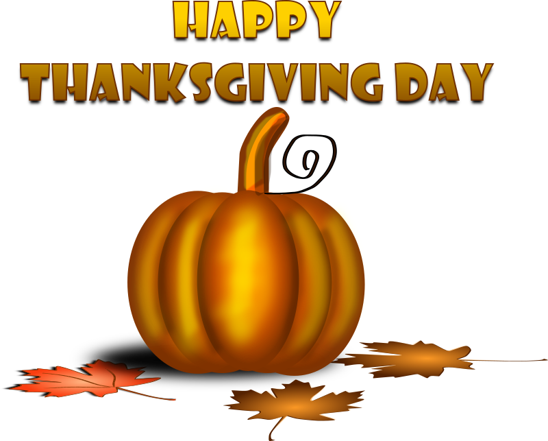 Thank 09 by inky2010 - 2010 thanksgiving clip art