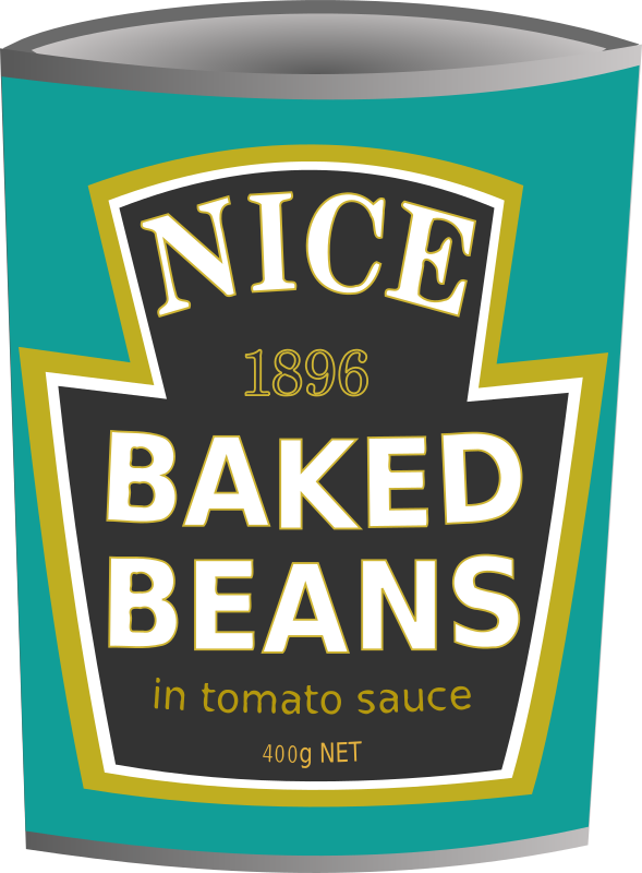Nice Beans by stevepetmonkey - Nice can of beans