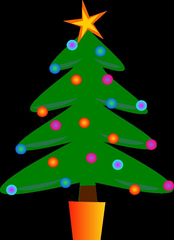 microsoft clip art christmas tree - photo #11