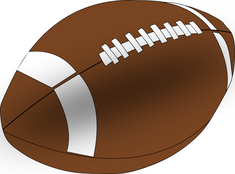 American Football by feraliminal - Regular old football from American style football.