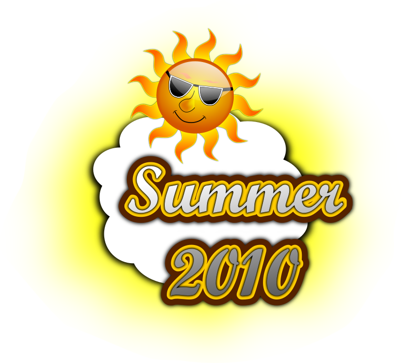 Clipart - Summer 2010