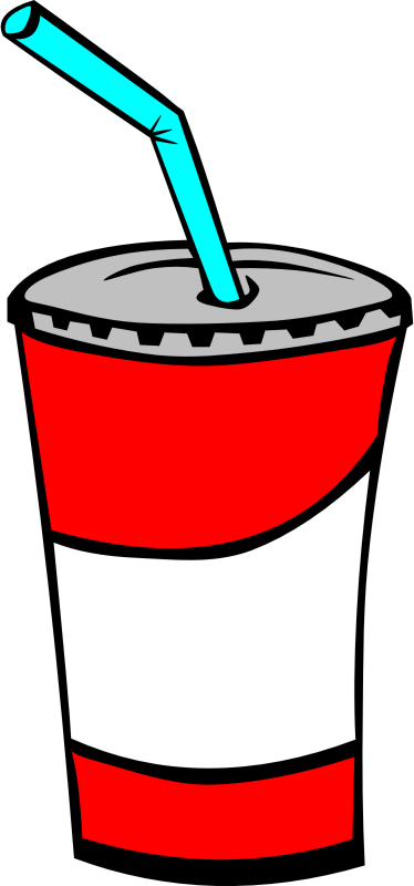 "Fast Food, Drinks, Soda, Fountain by Gerald_G - This Clip Art is part of a fast food menu set. Search for ""fastfood"" to find all."