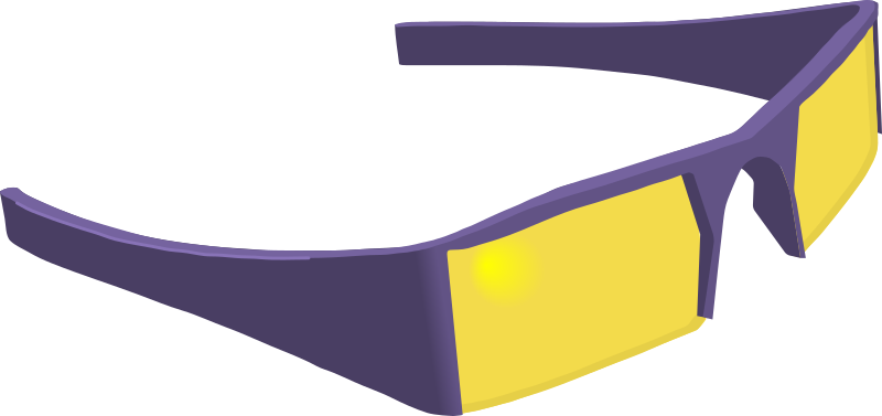 Sunglasses by gramzon