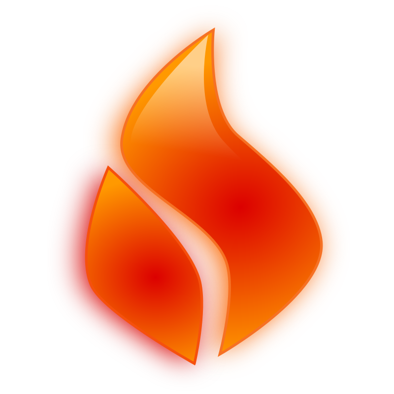 glossy flame by netalloy - glossy flame