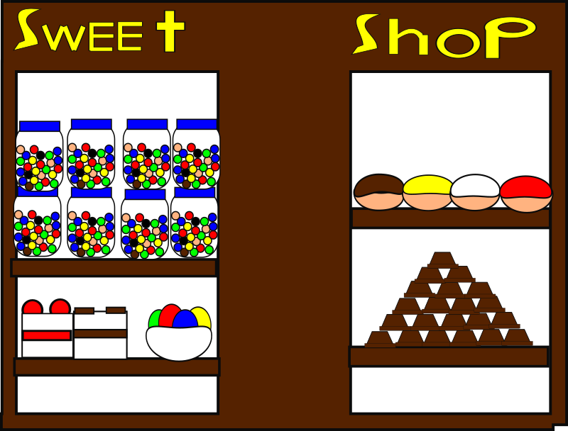 sweetshop by PeterBrough - sweetshop